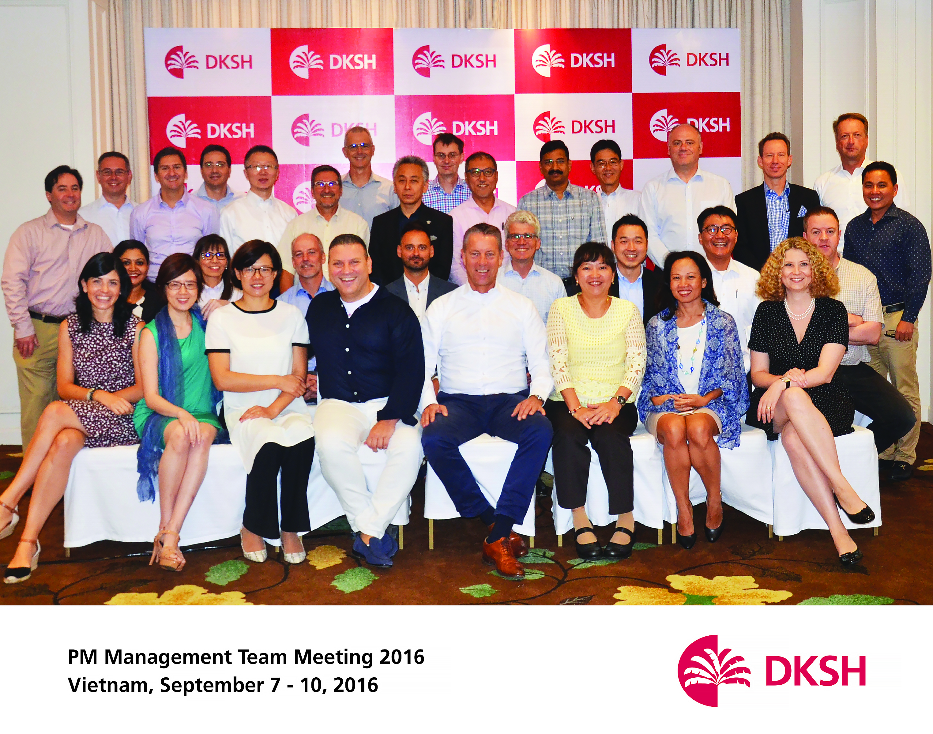DKSH - Management Team Meeting 2016
