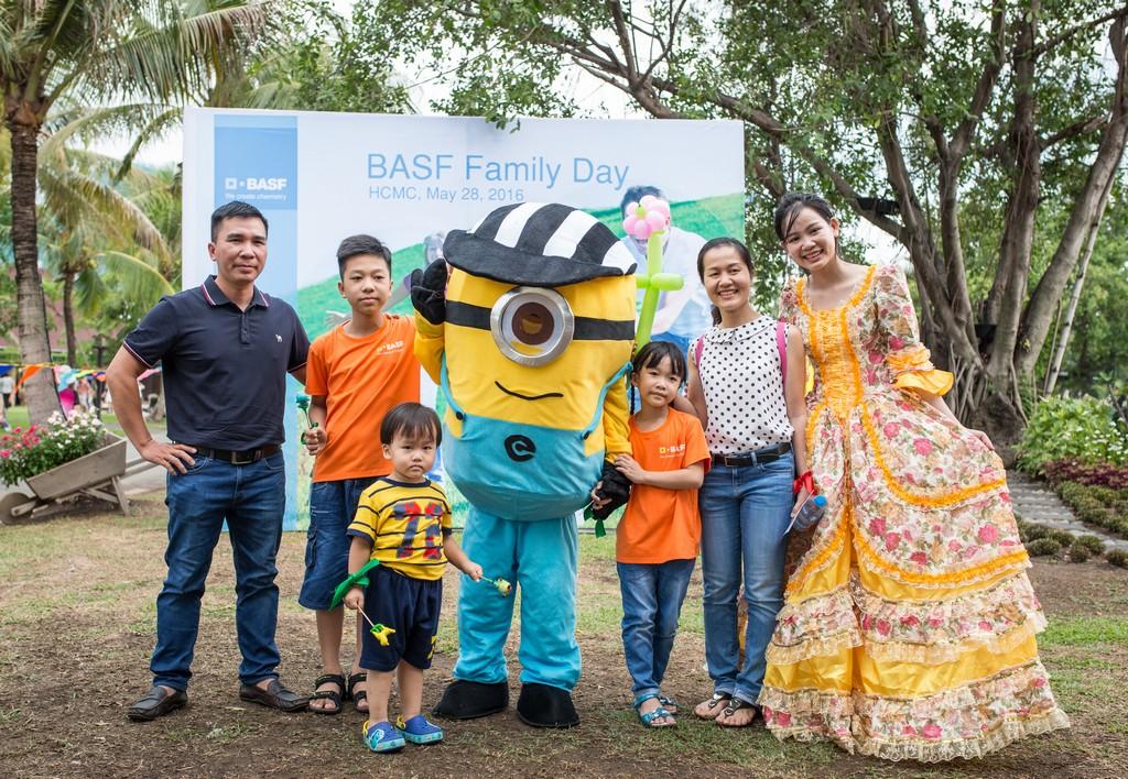 Ngày Hội Gia Đình BASF