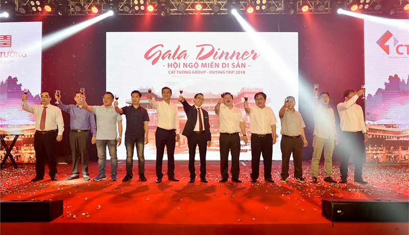 Cat Tuong Group – Gatherings at World Heritages