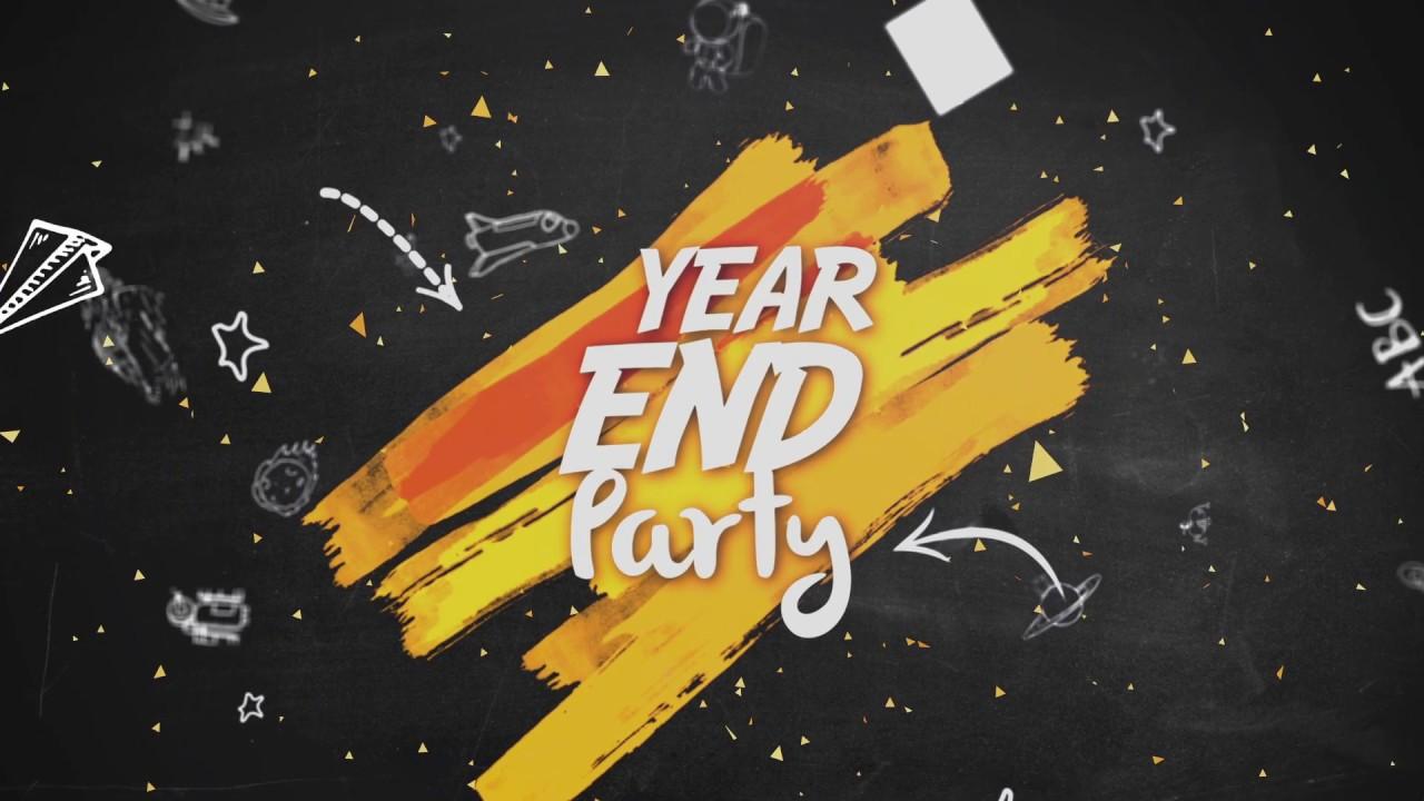 SẢN PHẨM YEAR END PARY 2020
