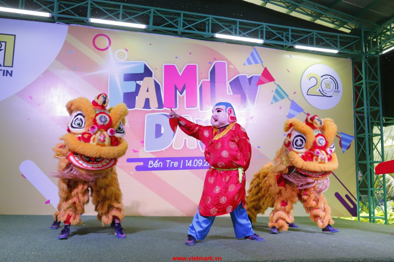 Kim Tín - Family Day 2019