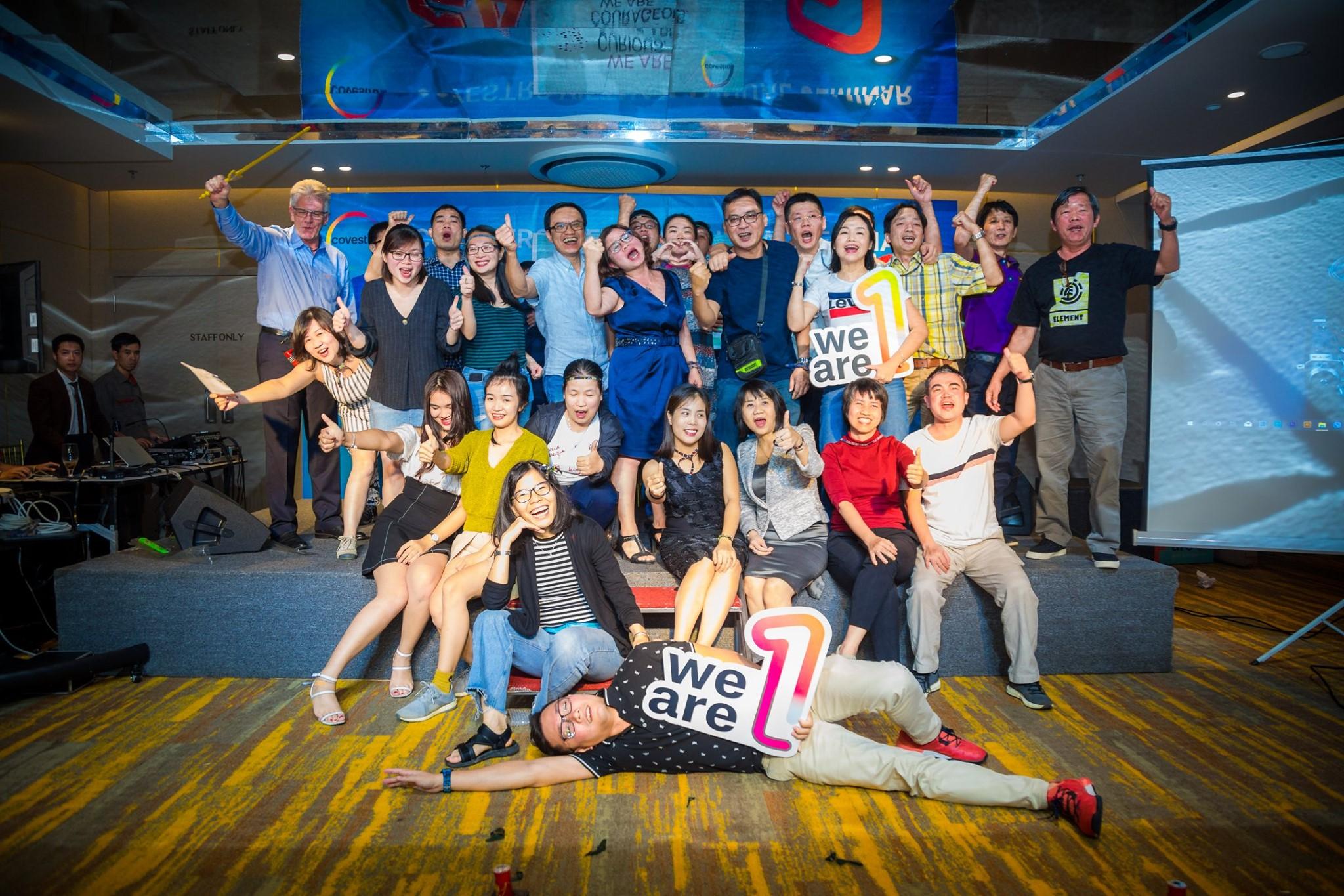 Covestro- Teambuilding in Da lat 2019