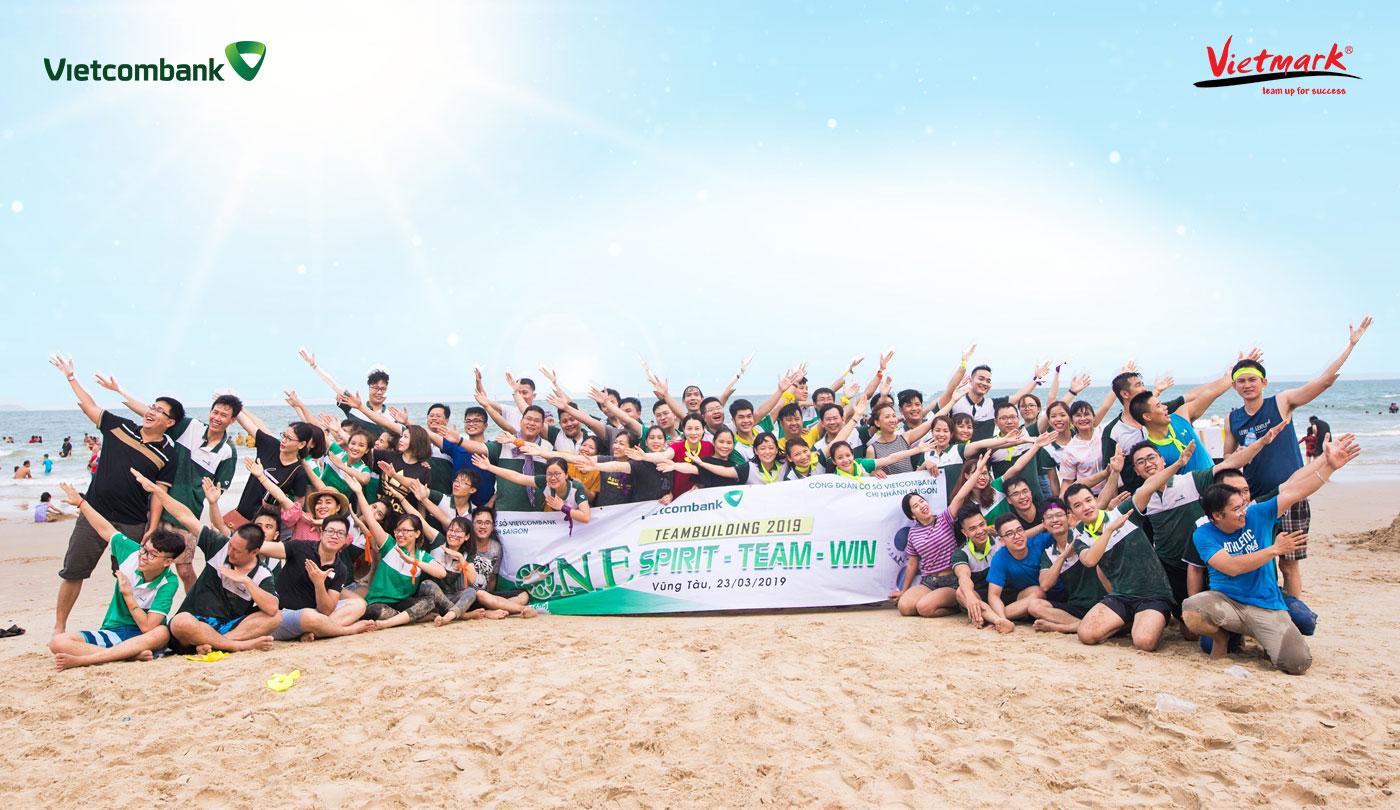 Vietcombank - Teambuilding & CSR Activities